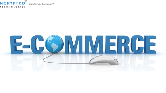 What is the definition of E-commerce? Which are most used in E-commerce Software Development?